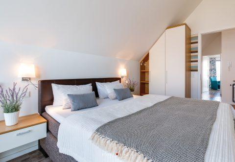 Ferienhaus UTKIEK Heiligenhafen - Schlafzimmer 3